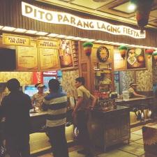 Dito Parang Laging Fiesta