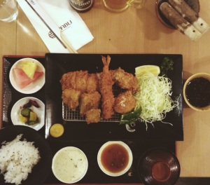 Will the real tonkatsu please stand up?