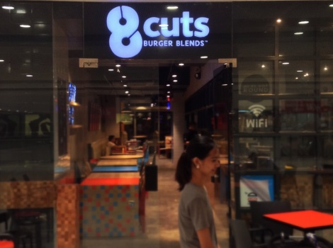 8 Cuts Burger Blends SM Megamall