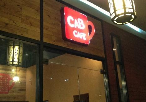 Cab Cafe Araneta
