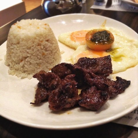 That is a one good beef tapa