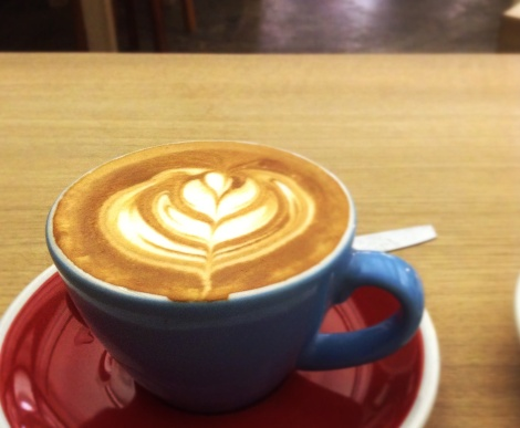 Yardstick - Ground Floor, Universal LMS Building, 106 Esteban Street, Legaspi Village, Makati City (In the Picture: flat white)