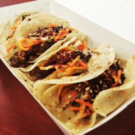 Soft Tacos, sisig