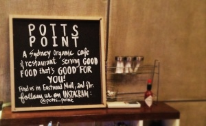 Potts Point Cafe 6