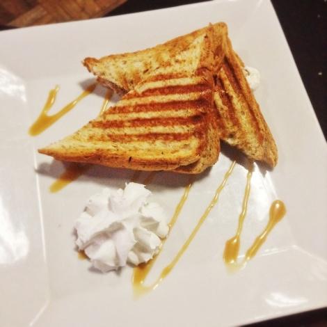 The Ap - Sweet Grilled Panini