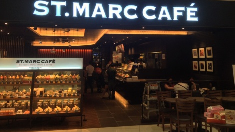 Ground Floor, SM Mega Fashion Hall, SM Mega Mall, Ortigas, Mandaluyong City
