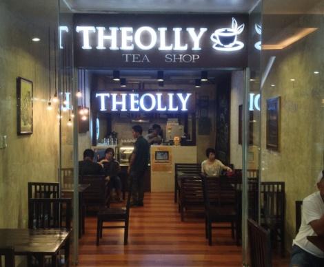 Theolly Tea Shop, Ground Floor, Robinsons Metro East, Pasig City