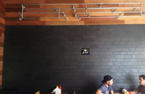 Burger-Geek-Solid-Gray-wall