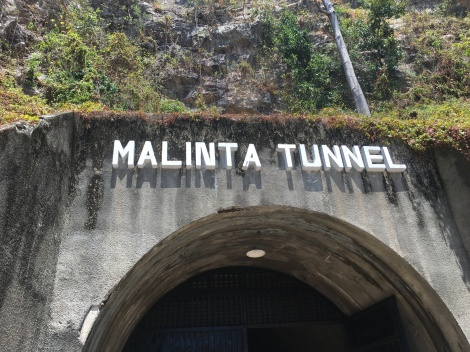 Named after the workers discovered that the entire thing was full of leeches or linta in Filipino