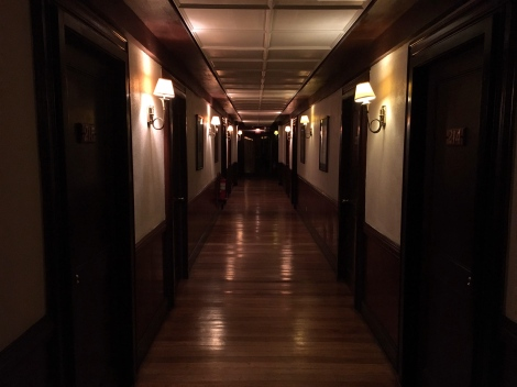 Beautiful hallway at the second floor.